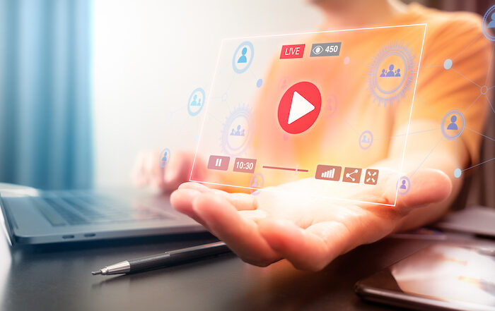 video streaming experience cloud